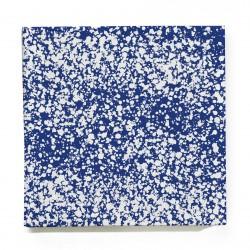 Serviettes de Table en Papier Splash Bleu Ferm Living