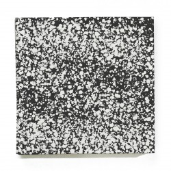 Splash Paper Napkins Black Ferm Living