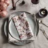 Serviettes de Table en Papier Marbling Rust Ferm Living