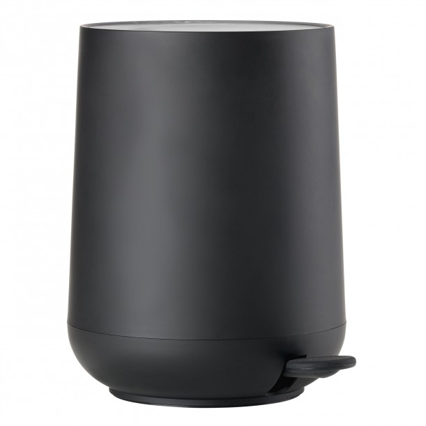 Pedal Bin Nova Black Medium 5 L Zone Denmark