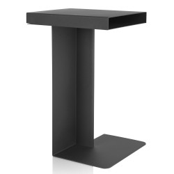Side Table Radar Black Nomess Copenhagen