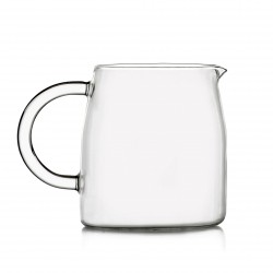 Low Jug With Handle