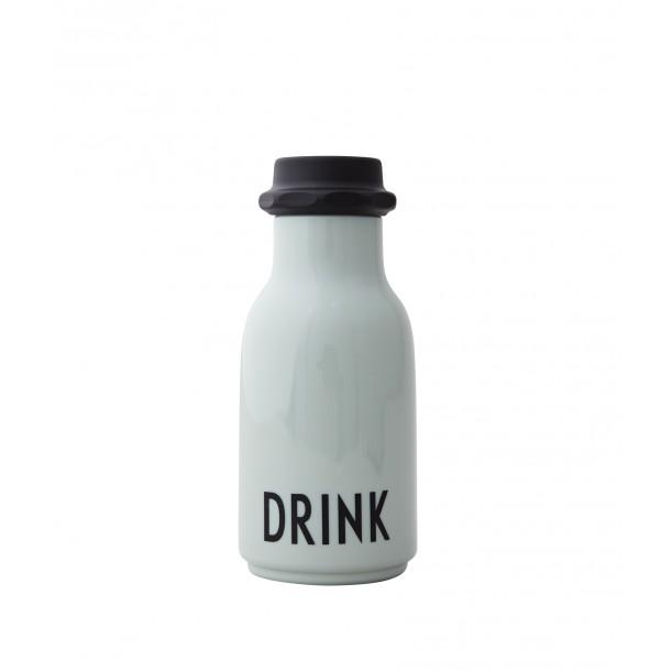 Mint Bottle Drink 0.33 Liter Design Letters