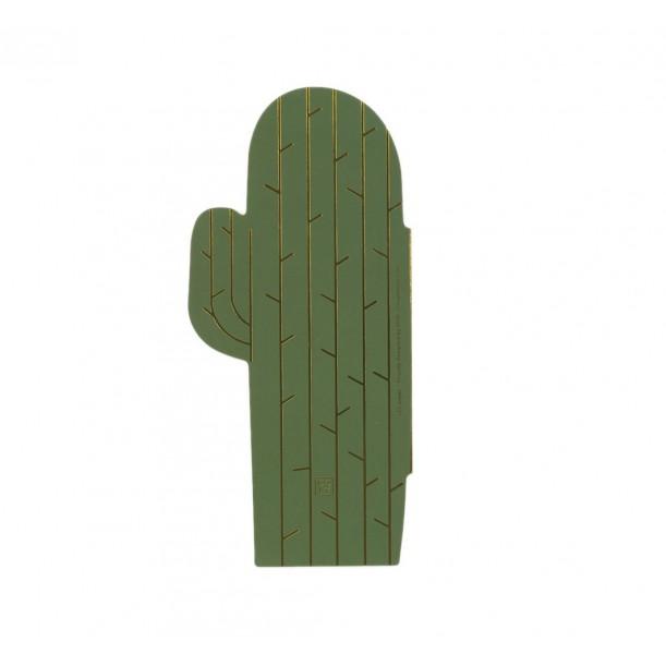 Giant Cactus Notebook DOIY