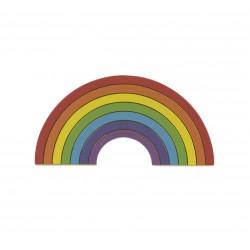 Giant Rainbow Notebook DOIY