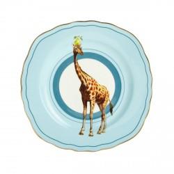 Assiette Girafe 16cm Yvonne Ellen