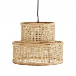 Rattan Ceiling Lamp Madam Stoltz