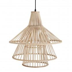 Bamboo Ceiling Lamp Madam Stoltz