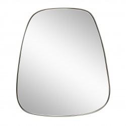 Wall Mirror Trapeze Metal Frame 42 x 48 cm Hübsch