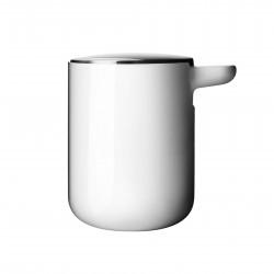 Soap Pump Norm Bath White Menu