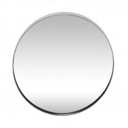 Round Wall Mirror Metal Frame Diameter 40 cm Hübsch