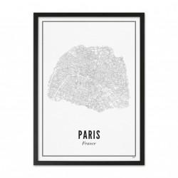 Affiche Ville Paris