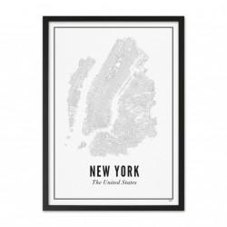 Affiche Ville New York