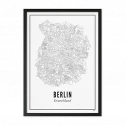 Affiche Ville Berlin