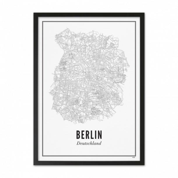 Print Berlin City