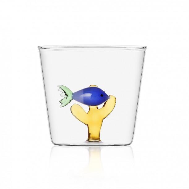 Tumbler Blue Fish