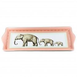 Elephant Tray 34cm x 15cm Yvonne Ellen