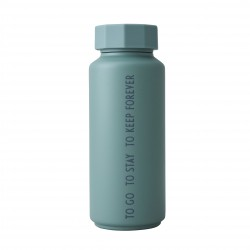 Thermos Bottle Green To Go 0,5 Liter