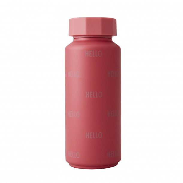Thermos Bottle Red Hello 0,5 Liter
