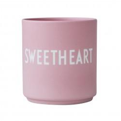 Porcelain Pink Mug Sweetheart