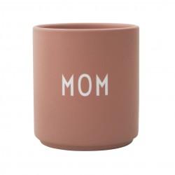 Mug Nude en Porcelaine Mom