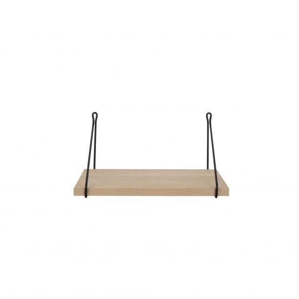 Vintage Premium Oak Shelf 40 x 25 cm