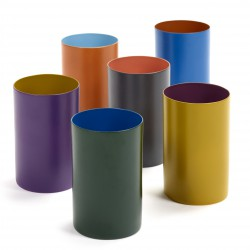 6 Multicolor Tealights