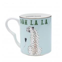 Cheetah Small Mug 25cl
