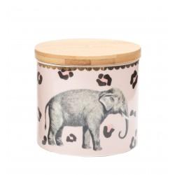 Pot Hermétique Elephant 9 cm