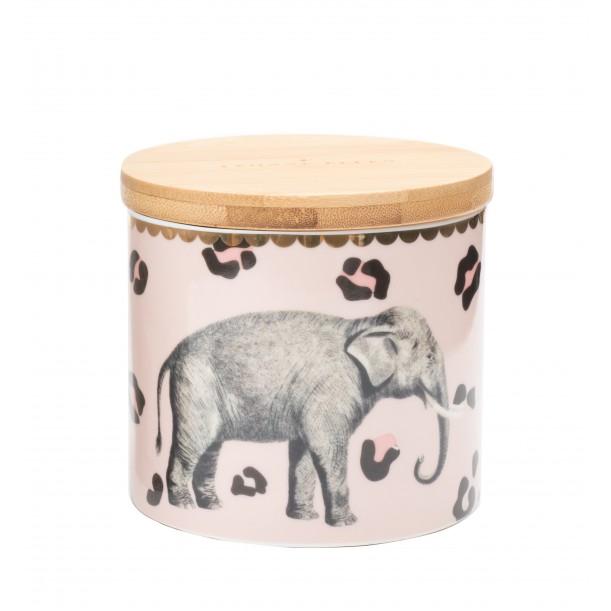 Elephant Storage Jar 9 cm