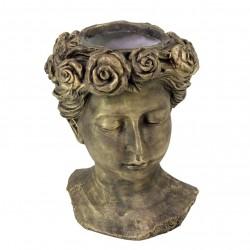 Cache-Pot Rose 37 x 48 cm