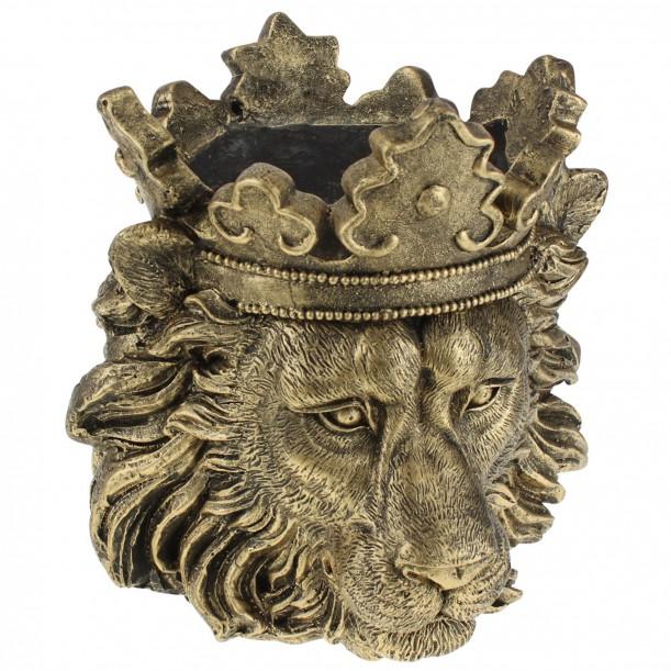 Cache-Pot Lion