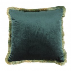 Cushion with fringes 45 x 45 cm