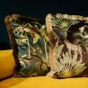 Cushion with fringes Monkey 45 x 45 cm