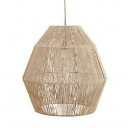 Jute Ceiling Lamp