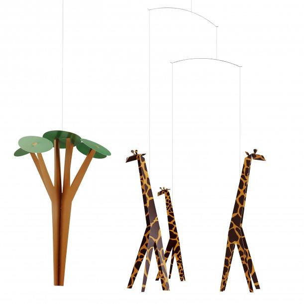 Mobile Giraffes