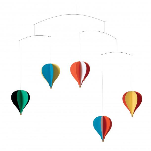 Mobile 5 Balloons