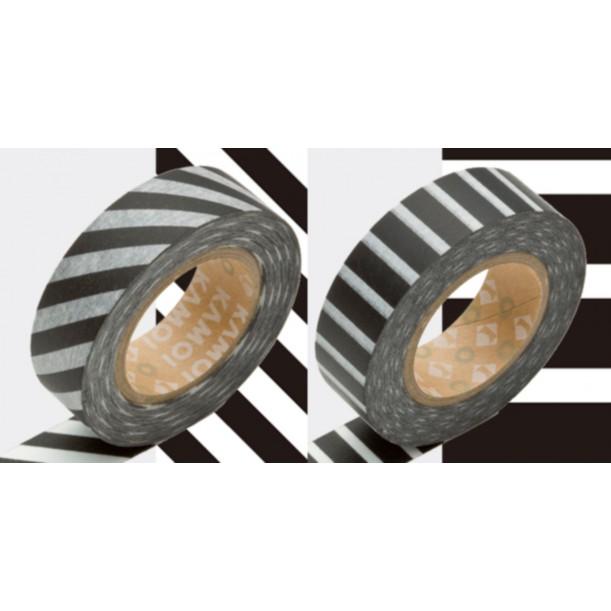 Masking Tape Deco Rayures
