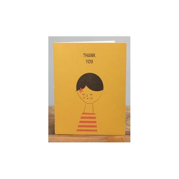 Carte Merci Blanca Gomez