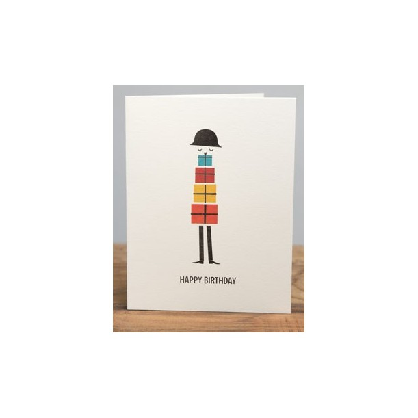 Card Tall Stack Blanca Gomez