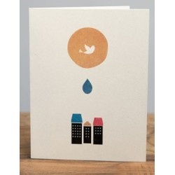 Card City Dove Blanca Gomez