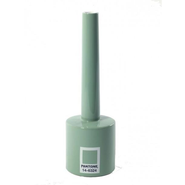 Large Vase Pantone Green