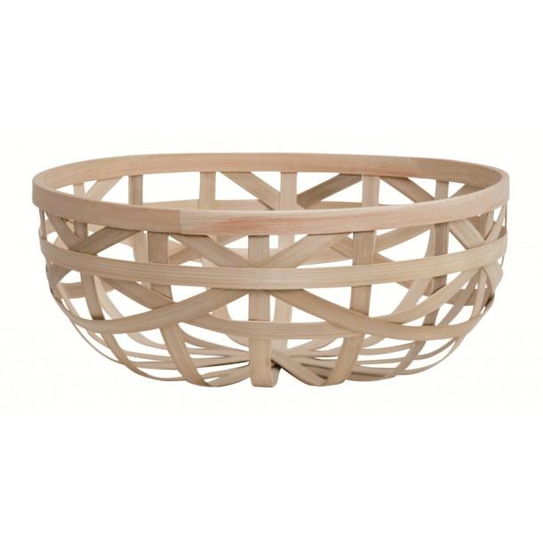 Splint Bamboo Basket Large