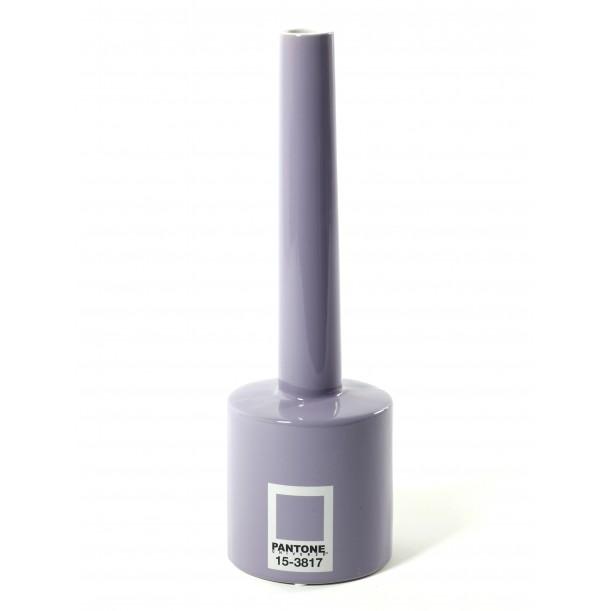 Grand Vase Soliflore Pantone Parme