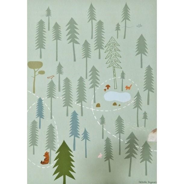 Print Trees