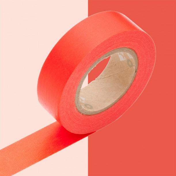 Masking Tape Basic Orange