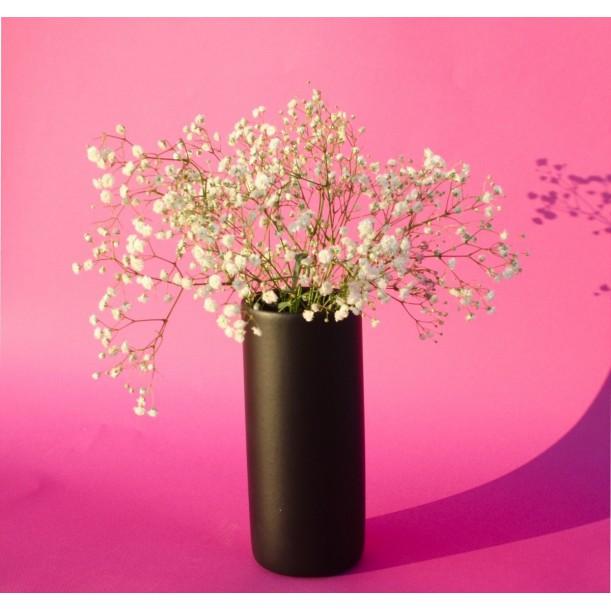 Grand Vase Pot Noir