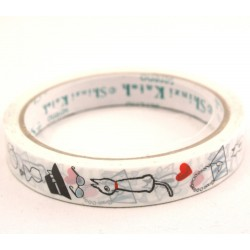 Design Tape Paris Cats Shinzi Katoh