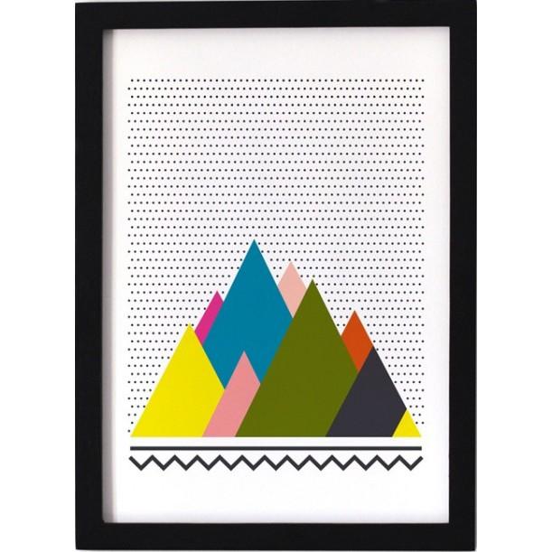 Print Mountains Olwein