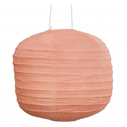 Grand Lampion Orange Circle Bakker